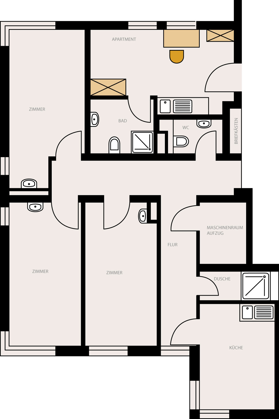 Studierendenwerk mannheim hafenstra e 35 45 bilder for Wohnung planen app